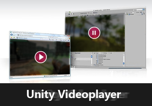 Unity 5 Video Player | 🐝 Free Bee