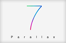 iOS7 Parallax GS Demo